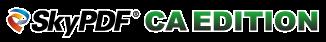 SkyPDF CA EDITION